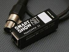 SmartShow NetDMX : Art-net ArtNet sACN (E1.31) DMX DMX512 Controller Interface