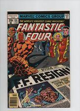 Fantastic Four #191 - Four No More - 1978 (Grade 6.0)