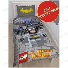 Lego Bettwäschegarnituren aus Baumwollmischung