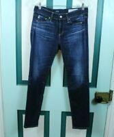 AG Adriano Goldschmied Womens The Beau Slouchy Skinny Jeans Size 30 Waist Cali