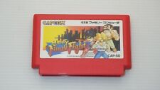 """Famicom Games  FC """"Mighty Final Fight""""  TESTED / 1334"""