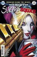 Suicide Squad #13 Romita Cover DC Universe Rebirth Comics 1st Print 2016 NM