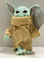 NEW Disney Parks The Child Plush Star Wars The Mandalorian 11'' Baby Yoda NWT