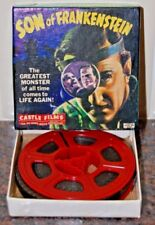 """Vintage Super 8mm Film  """"Son of Frankenstein"""""""