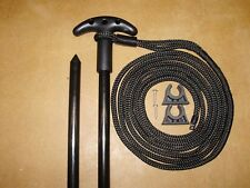 "8 Ft. x  3/4""  Shallow Water Marsh Stick Anchor Pin Anchor Pole - KS-8-TR"