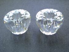 Waterford Crystal Candlestick Holders: New
