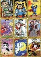 Cartoon Art Sketch Art Metallogloss Chase Card Set
