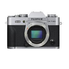 Fujifilm X-T20 XT20 Mirrorless Digital Camera Silver (Body) Stock in EU BNIB