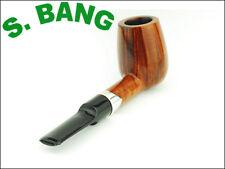 Très élégante Fine P. Bang Pipe avec argent montierung-AVEC ARGENT!