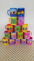Girl Boys Childrens 3D Personalised Name Plastic Cup/Mug New Perfect Gift UK