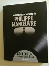 La discothèque secrète de Philippe Manoeuvre - Collector 111 TRESORS CACHES