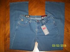 Rose Royce Red Label London Bootcut Ladies Jeans 11/12 Brand New