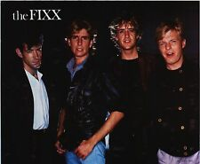 MUSIC POSTER~The FIXX 24x28 1984 Vintage Original Cy Curnin Rupert Greenall BAND