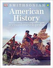 American History : A Visual Encyclopedia, Paperback by King, David C., Like N...