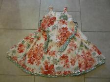 Eisend Kleider Kleid ärmellos Sommerkleid Trägerkleid türkis Gr.104,110,128,146