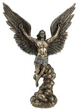 """14.5"""" Greek God Flight of Icarus Mythology Statue Collectible Wings Figure"""