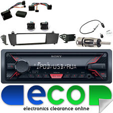 Bmw X3 E83 2003 - 2010 Jvc Cd Mp3 Usb Aux Ipod Auto Radio directivo interfaz Kit