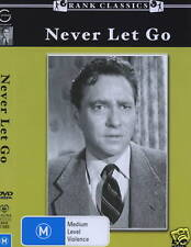NEVER LET GO Richard Todd, Peter Sellers, Carol White NEW DVD