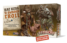 Presale Zombicide green horde Rat king and Troll & Swamp troll