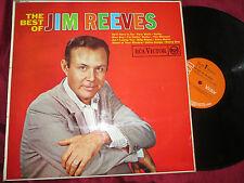 Jim Reeves – The Best Of Jim Reeves  RCA Victor RD-7666 UK MONO Vinyl LP Album