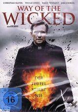 DVD NEU/OVP - Way Of The Wicked - Der Teufel stirbt nie - Christian Slater
