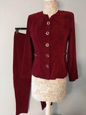 Suzannah James Pant Suit Size 10P Exc