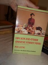 Dim Sum & Other Chinese Street Food	Mai Leung	1982