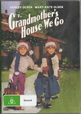 To Grandmother's House We Go (DVD ) RARE BRAND NEW ALL REGIONS DISC