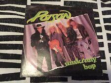 POISON // UNSKINNY BOP. 1990 NM METAL OZ EP