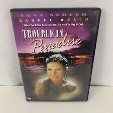 Trouble in Paradise DVD Raquel Welch fullscreen ntsc region 1