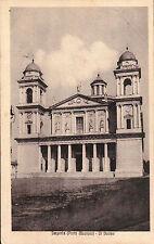 CARTOLINA DI IMPERIA PORTO MAURIZIO IL DUOMO 1926 C4-352