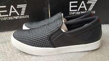 Emporio Armani EA7 men's Prism Slip On U trainers size 8UK (42EU)