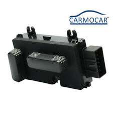 12450166 New Driver Side Power Seat Switch For Chevy GMC Sierra Tahoe Suburban