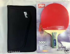 Table Tennis Rackets DHS5006 Double Happiness Paddle Bat 5 Star Short Handle US1