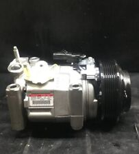 Factory Chrysler Town & Country or Dodge Caravan/Ram AC Compressor (55111104AD)