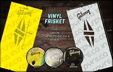 Gibson Split Diamond Headstock Frisket / Stencil / Paint Mask, Luthier Tool DIY