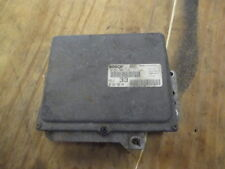 CITROEN SAXO VTR 1.6 8V ENGINE ECU BRAIN BOSCH 0 261 204 628 FROM 1998 YEAR CAR