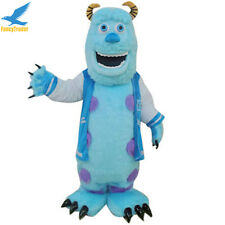 Fancytrader Deluxe Sully Sulley Mascot Costume Fancy Dress 100% Real Pictures!