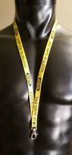 GIG Bags.com Event Yellow Lanyard