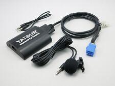 YT-BTA Bluetooth Adapter USB AUX RD3 RB3 RM2 Citroen C2 C3 C5 C8 Xsara Picasso