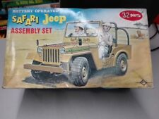 Daiya Safari Jeep Made in Japan Battery operated