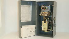 SQUARE D AC PNEUMATIC TIMING RELAY W/ENCLOSURE 9050 B0-1E *NEW SURPLUS*