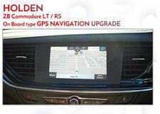 Holden ZB Commodore LT / RS - MyLink integrated GPS Navigation Upgrade Pack