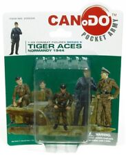 Dragon CanDo 1/35 WWII German Tiger Ace Figure D NEW IN PACKAGE FREE SHIP