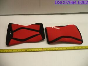 NWOT Rogue 7MM Knee Sleeves Red Size Medium P/N TEC0023-Red-M