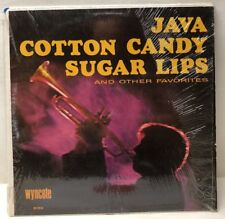 Java Cotton Candy Sugar Lips By Jim Collier W-9036 Lp Record Ex