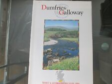 DUMFRIES GALLOWAY 1996 TOURIST & ACCOMMODATION GUIDE