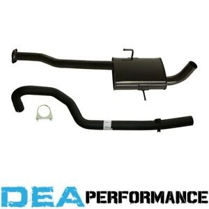 Holden Commodore VS Wagon V6 2.5 inch Exhaust System With Tailpipe Rear