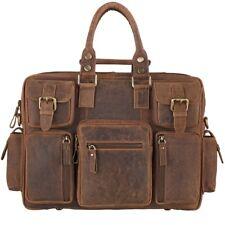 STILORD Big College Bag University Business Office Laptop 15.6'' compartment