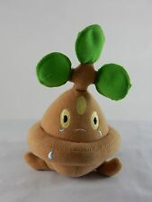 "Jakks Pacific 2007 Pokemon Diamond & Pearl 7"" Bonsly Plush Toy"